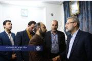 دیدار تعاونگران استان قم با رئیس مجلس شورای اسلامی
