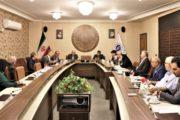 برگزاری اولین نشست کارگروه رونق تولید در اتاق تعاون ایران