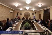گزارش تصویری حضور هیات تجاری ساحل عاج در اتاق تعاون ایران