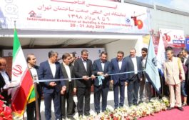 The 19th  International Building  and Construction Industry Exhibition was opened