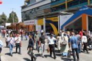 آغاز چهارمین روز نمایشگاه از نوزدهمین نمایشگاه بین المللی صنعت ساختمان