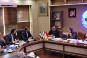Indonesian Commercial Counselor's Visit to  Iran Chamber of Cooperatives