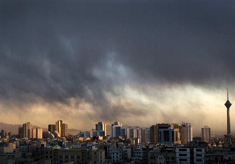 پیش بینی باران ۵ روزه در ۱۴ استان/ تهران ۶ درجه خنک میشود