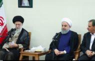 اعضای هیات دولت با رهبر معظّم انقلاب دیدار کردند