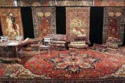 بیست و هشتمین نمایشگاه فرش دستباف ایران افتتاح شد