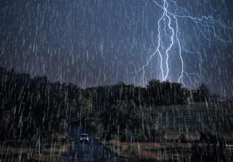 پیش بینی باران در ۹ استان تا سه شنبه/ هوا ۸ درجه خنک میشود