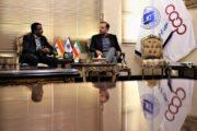 راههای گسترش تعاملات اقتصادی بخش تعاون ایران و هند در اتاق تعاون بررسی شد