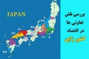 بررسی نقش تعاونیها در اقتصاد کشور ژاپن