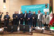 تجلیل از اتاق تعاون استان یزد در هفته تعاون