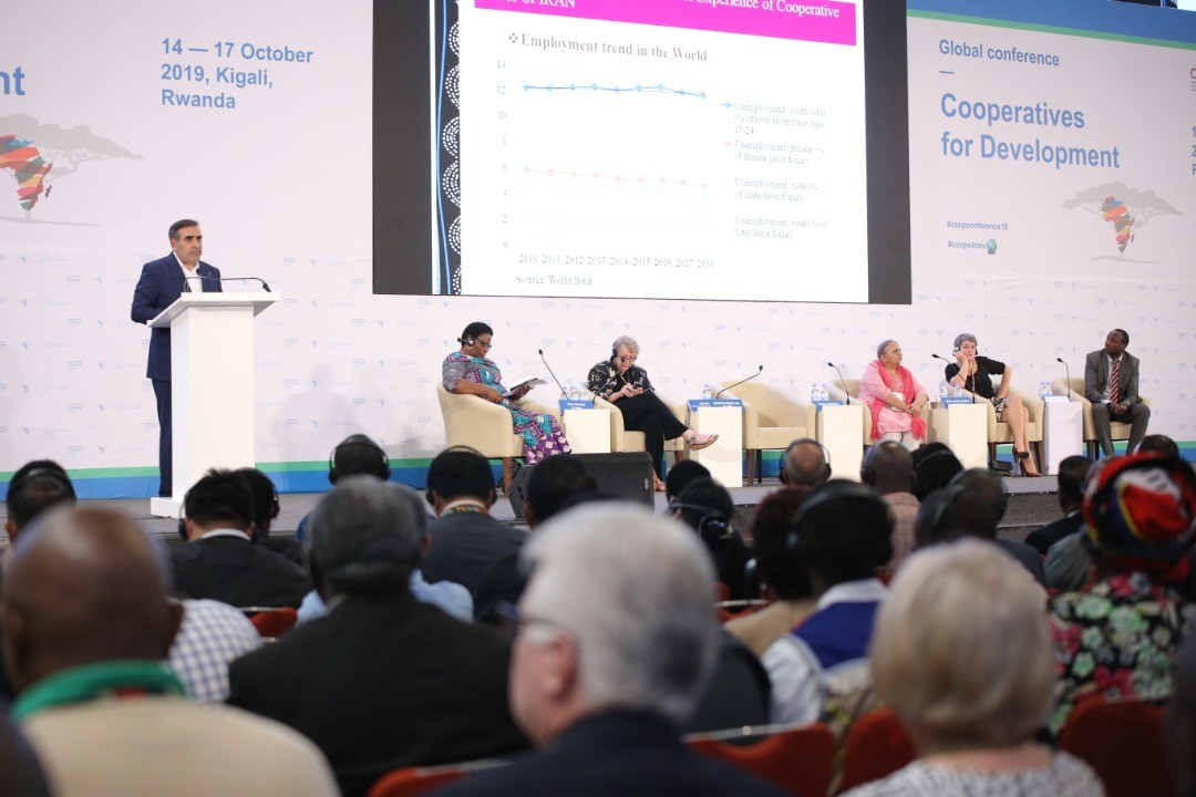 نقش بخش تعاون در اشتغالزایی و توسعه کار شایسته