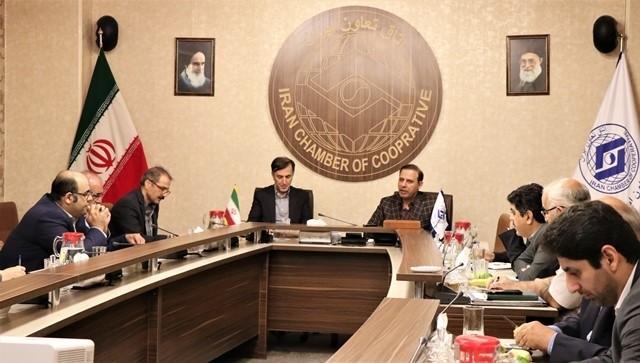 نشست مشترک فعالان بخش تعاون با رئیس سازمان توسعه تجارت/ سازمان توسعه تجارت بازوی تجارت خارجی