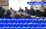 سوق دادن واگذاریها به بخش تعاون اولویت اصلی اتاق تعاون ایران است