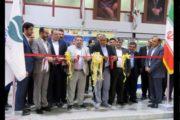 افتتاحیه پانزدهمین نمایشگاه بینالمللی عمران و صنعت ساختمان کیش در قاب تصویر