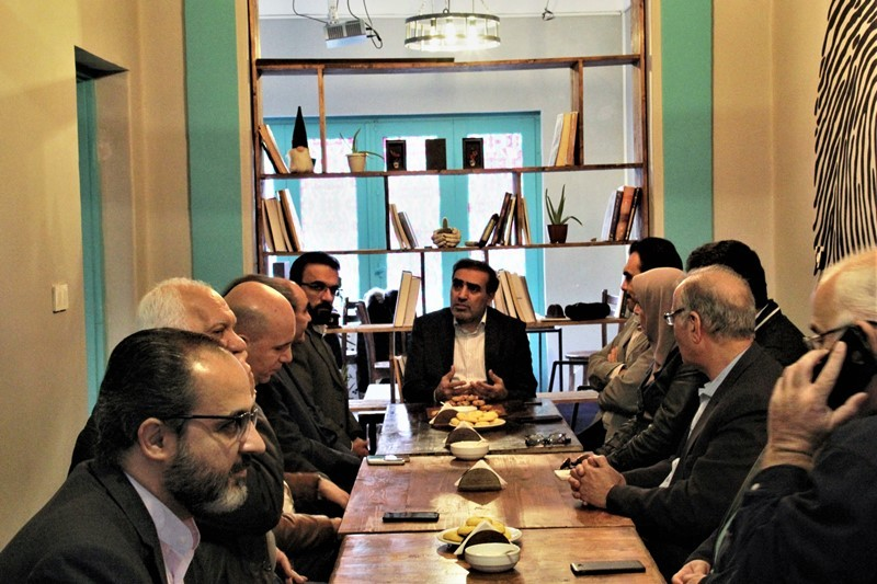 نشست صمیمانه رئیس اتاق تعاون با کمیسیون کشاورزی اتاق تعاون/ بررسی 7 محور مهم بخش کشاورزی