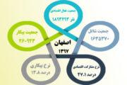 نرخ مشارکت اقتصادی 47 درصدی استان اصفهان در 97