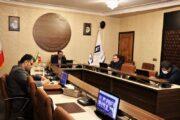 گزارش تصویری دهمین نشست کمیته ویژه اصل 44 در اتاق تعاون