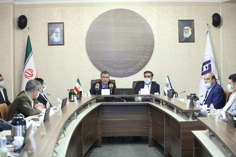 گزارش تصویری نشست مدیران بخش تعاون با وزیر راه و شهرسازی