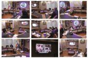 جلسه هماهنگی معاونین اقتصادی و امور بین الملل استانها برگزار شد