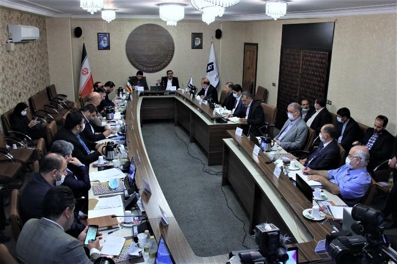نشست مشترک سرپرست وزارت صمت با مسئولان بخش تعاون برگزار شد