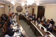 گزارش تصویری دومین نشست کمیته راهبردی بهداشت تولید دام و طیور در اتاق تعاون