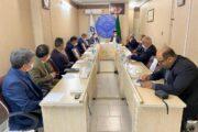 جلسه شورای هماهنگی روسای اتاقهای تعاون شمالغرب برگزار شد