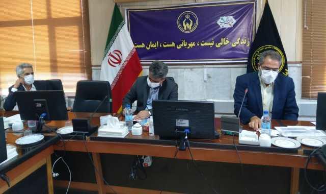 برگزاری سومین جلسه شورای هماهنگی دستگاههای استانی زنجان