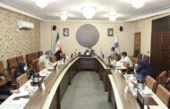 گزارش تصویری کنفرانس خبری رئیس اتاق تعاون با اصحاب رسانه با رعایت پروتکلهای بهداشتی به مناسبت روز خبرنگار