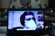 گردهمایی معاونین اقتصادی 6 استان به صورت ویدئو کنفراس در اتاق تعاون