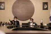 نشست مشترک رئیس اتاق تعاون با معاون امور تعاون وزارت تعاون، کار و رفاه اجتماعی