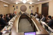 نشست مشترک رئیس اتاق تعاون با معاونت تعاون وزارت تعاون، کار و رفاه اجتماعی به مناسبت هفته تعاون