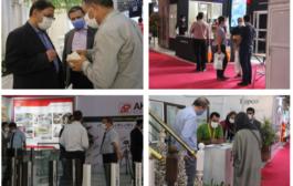 گزارش تصویری سومین روز از بیستمین نمایشگاه بین المللی صنعت ساختمان