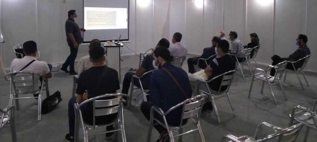برگزاری کارگاه های آموزشی در حاشیه بیستمین نمایشگاه بینالمللی صنعت ساختمان و نهمین نمایشگاه بینالمللی آسانسور