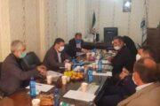 جلسه شورای هماهنگی اتاقهای تعاون منطقه شش کشور با میزبانی اتاق تعاون کرمانشاه برگزارشد
