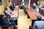 برگزاری اولین نشست کمیسیون کشاورزی اتاق تعاون خراسان شمالی
