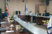 گزارش تصویری جلسه شورای هماهنگی اتاقهای تعاون منطقه دو کشور