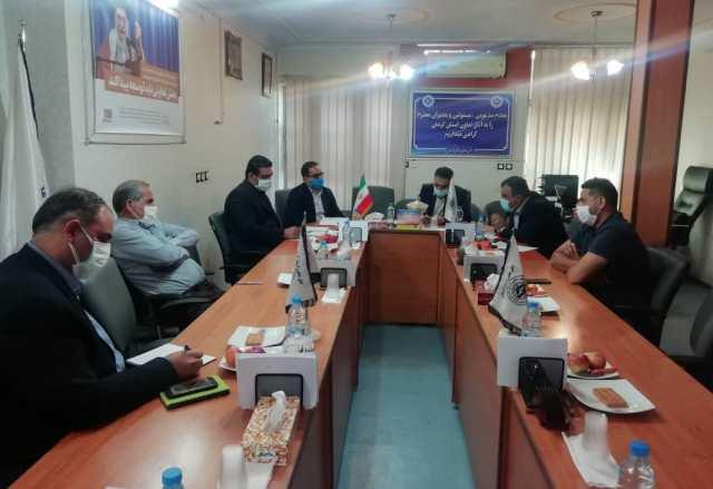 بررسی ظرفیتهای صنعت خوراک دام و طیور در اتاق تعاون کرمان