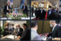 گزارش تصویری بازدید مشاور فرماندهی کل قوا در حوزه صنایع دفاعی از بیستمین نمایشگاه بینالمللی صنعت ساختمان