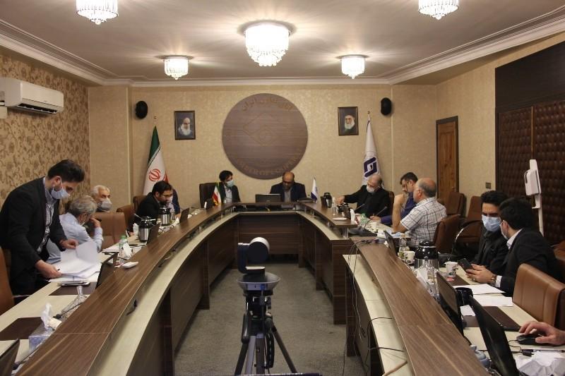 شانزدهمین جلسه کمیسیون تخصصی دانش بنیان، فناوری ارتباطات و اطلاعات اتاق تعاون برگزار شد