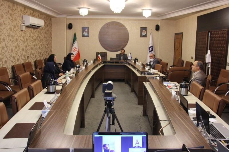 برگزاری شانزدهمین نشست کمیسیون تخصصی صنایع دستی، فرش و گردشگری