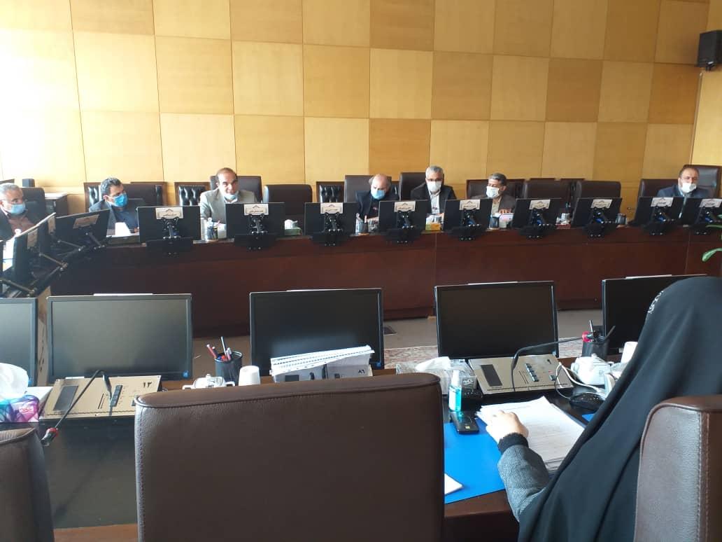 دومین نشست کارگروه بررسی لایحه اصلاح قانون تعاون در کمیسیون اقتصادی مجلس شورای اسلامی