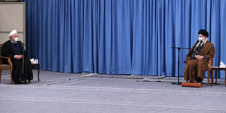 انتقاد رهبر انقلاب از هتک حرمت رئیسجمهور| انتقاد با هتک حرمت تفاوت دارد/ دولت بستههای حمایتی برای آسیبدیدگان کرونا در نظر بگیرد