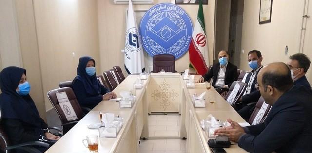 برگزاری کمیسیون تخصصی تعاونیهای دانش بنیان در اتاق تعاون زنجان