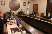 معرفی ظرفیتهای بخش تعاون در نشست با رایزین بازرگانی سفارت افغانستان در ایران