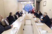 نشست تخصصی کمیسیون تامین و توزیع تعاونیهای مصرف زنجان برگزار شد