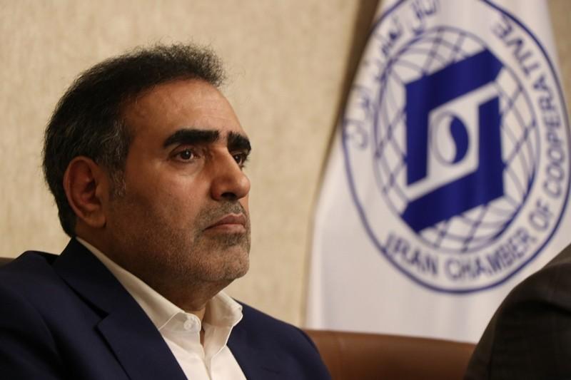 پیام تشکر و اعتذار رئیس اتاق تعاون ایران