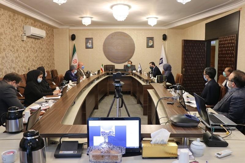 گزارش تصویری نشست هماهنگی اعضای ایرانی ICA در اتاق تعاون ایران
