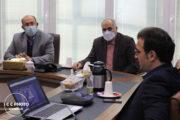 وبینار آموزشی سطح پنجم داوری در اتاق تعاون ایران برگزار شد