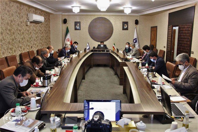 دیدار رئیس اتاق تعاون ایران با روسای شورای مناطق چهار و شش برگزار شد/ تشکیل کمیته اجرایی در شورای مناطق