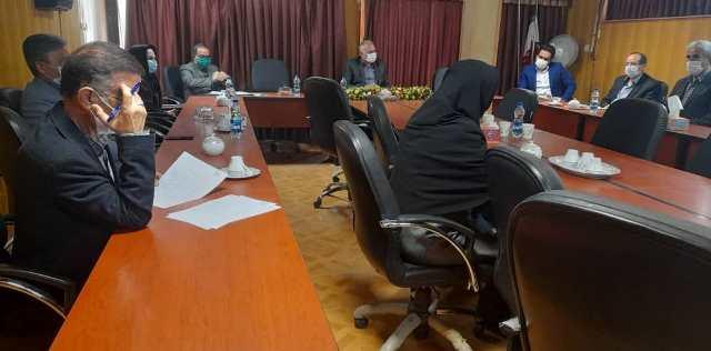 کمیسیون راهبردی روسای کمیسیونهای اتاق تعاون خراسانشمالی تشکیل جلسه داد