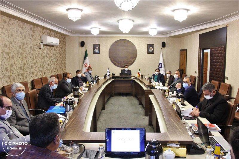 گزارش تصویری دیدار رئیس اتاق تعاون با شورای مناطق سه و پنج